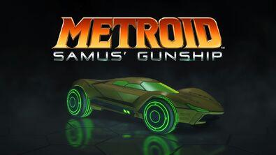 Samus' Gunship trailer image