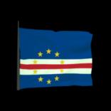 Cape Verde Islands antenna icon