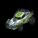 Outlaw GXT body icon lime
