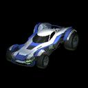 Sentinel body icon cobalt