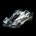Artemis GXT body icon titanium white