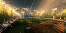 Beckwith Park (Stormy) arena preview