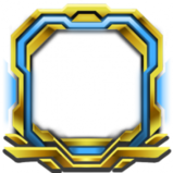 Lvl1100 avatar border icon