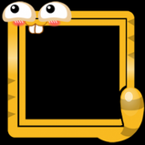 Cutesy Critter avatar border icon