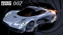 007's Aston Martin Valhalla promo art