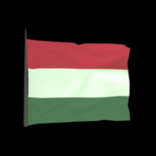 Hungary antenna icon