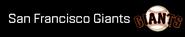 San Francisco Giants player banner icon