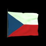 Czech Republic antenna icon