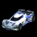 Ronin GXT body icon cobalt