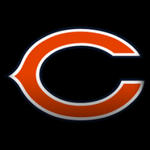 Chicago Bears decal icon