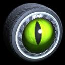 Grimalkin wheel icon lime