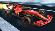 Ferrari 2021 decal image