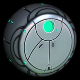 Orbit wheel icon