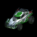 Outlaw GXT body icon forest green