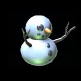 Snowman antenna icon