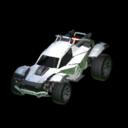 Twinzer body icon titanium white
