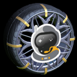 Patriarch Spacestation Gaming wheel icon