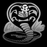 Cobra Kai decal icon