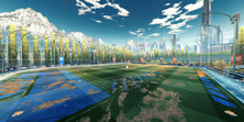 Beckwith Park arena preview