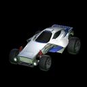 Venom body icon cobalt