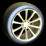 Dieci-Oro wheel icon