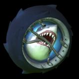 Shark Attack wheel icon