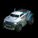 Road Hog body icon sky blue