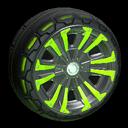 Thread-X2 wheel icon lime