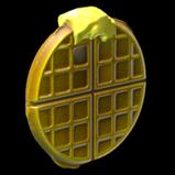 Waffle antenna icon