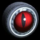 Grimalkin wheel icon crimson