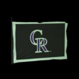 Colorado Rockies antenna icon