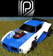 Techno decal import