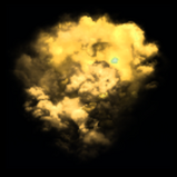 Thermal Yellow rocket boost icon