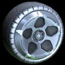 Diomedes wheel icon grey