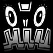 Piñata Monster decal icon
