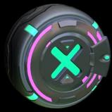 X-Tempo wheel icon