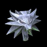 Witcher Medallion antenna icon