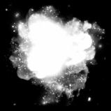Faded Cosmos rocket boost icon