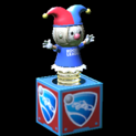 Jack-in-the-Box topper icon cobalt