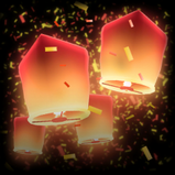 Lantern Lift goal explosion icon