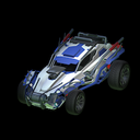 Outlaw GXT body icon cobalt