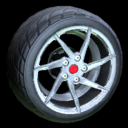 Quimby wheel icon grey