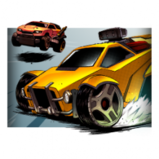 Swerved player banner icon