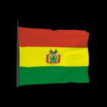 Bolivia antenna icon
