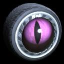 Grimalkin wheel icon pink