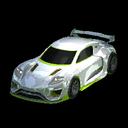 Jäger 619 RS body icon lime