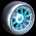 Revenant wheel icon sky blue