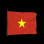 Vietnam antenna icon