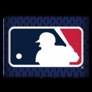 Major League Baseball player banner icon