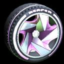 Reaper wheel icon pink